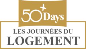 50+ days logement