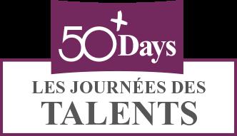 50+ days journées talents