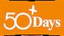 50+ Days